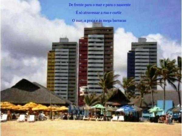 Fortaleza/Praia Futuro/Vendo/Alugo Por Temporada ou Permuta por imóv. em Manaus