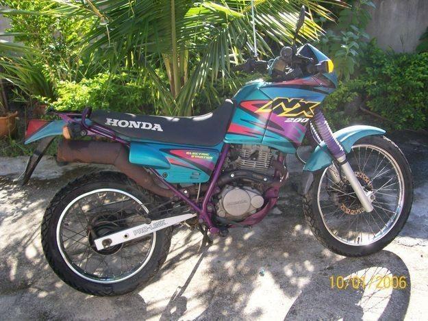 Honda NX 200 1998