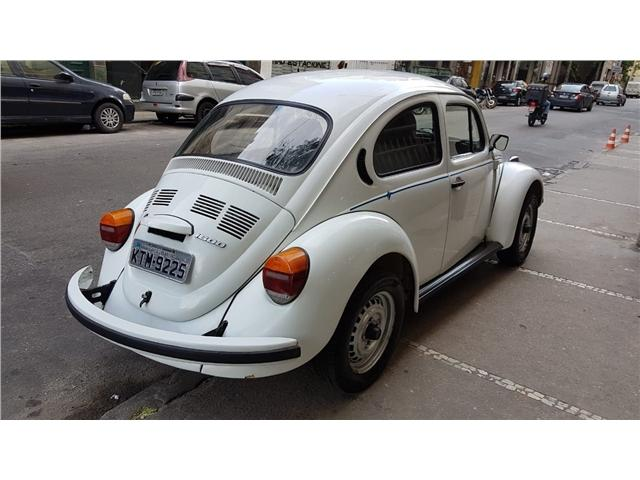 Volkswagen Fusca 1.6 8v gasolina 2p manual - Foto 3