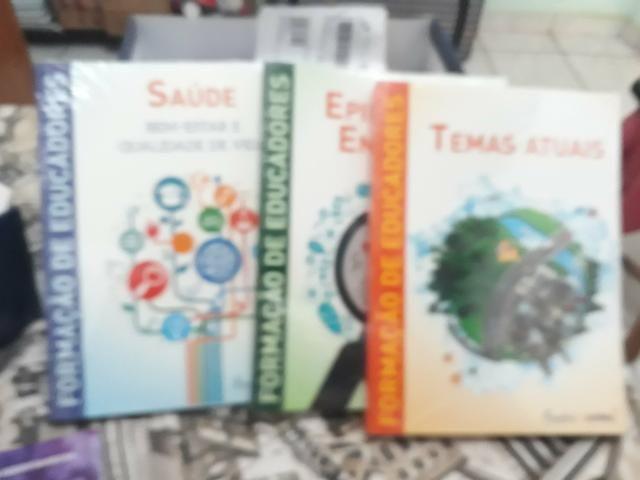 Livro de pedagogia - Foto 3