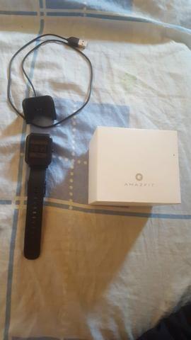 Relógio Smartwatch Xiaomi Amazfit Bip, Top - Foto 2