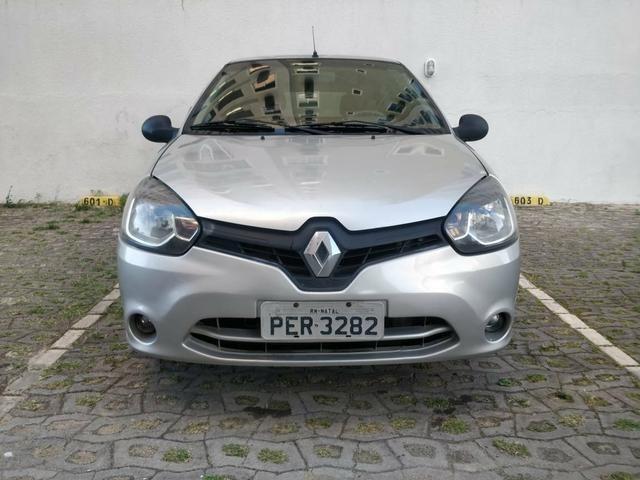 Clio hatche autentique 1.0 hiflex 2013