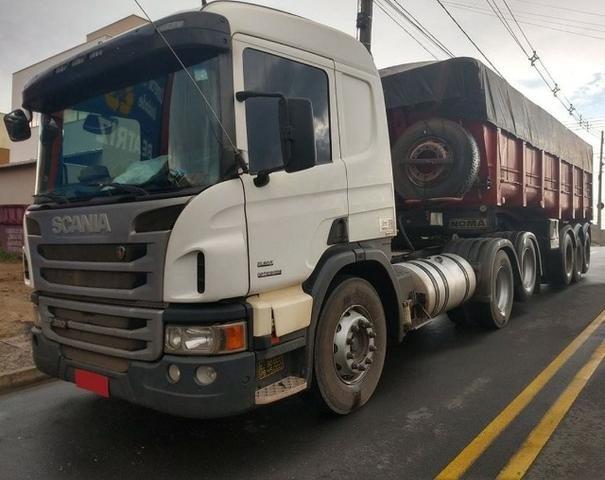 Scania P360 Parcelada