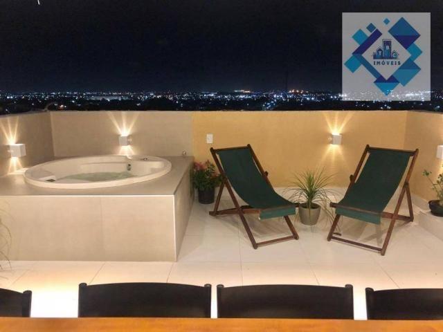 Apartamento com 3 dormitórios à venda, 127 m² por R$ 429.000 - Engenheiro Luciano Cavalcan - Foto 17