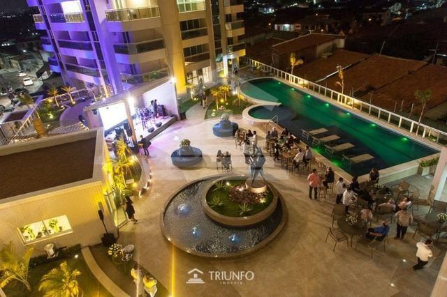 (ESN tr18983) Apartamentoa venda Bravo Residence 74m 3 quartos 2 vagas - Foto 2