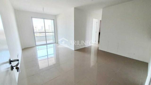 (ESN tr50177) Apartamento Saint Denis 86m 3 quartos 2 vagas B. de Fatima - Foto 12