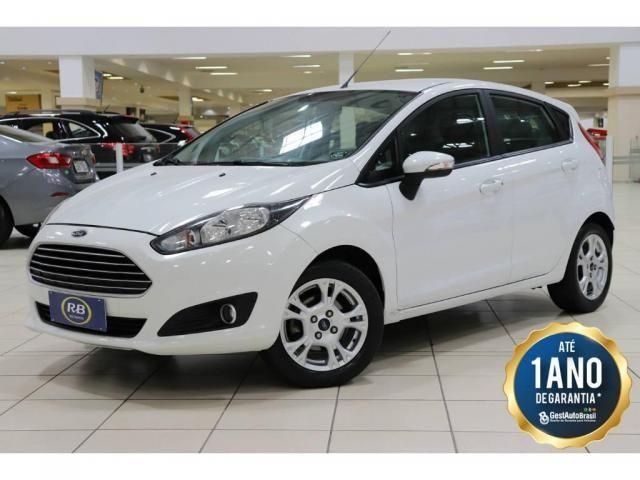 Ford Fiesta SEL 1.6 16V Flex Mec. 5p