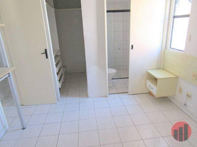 Apartamento com 2 dormitórios para alugar, 70 m² por R$ 1.300,00 - Meireles - Fortaleza/CE - Foto 19