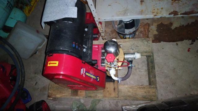 Lavadora Lava Jato de 300 libras 2HP - Chiaperini LJ 3000