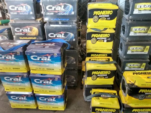 Baterias de alta qualidade de maior durabilidade