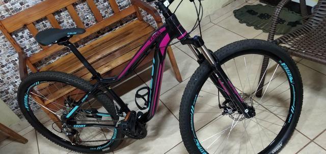 Bicicleta Caloi kaiena Sport,aro 29 - Foto 3