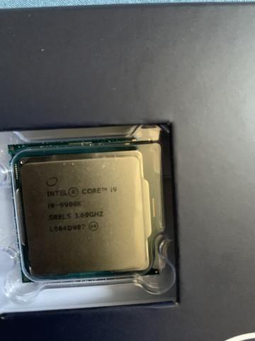 Processador Intel Core i9 9900k - Foto 2