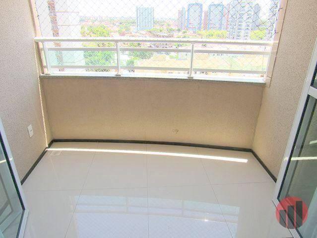 Apartamento todo mobiliado com 2 dormitórios para alugar, 57 m² por R$ 2.000/mês - Cidade  - Foto 16