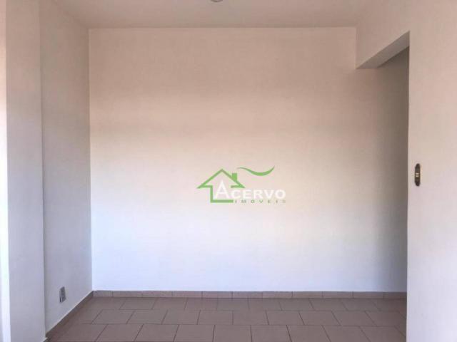 Apartamento com 2 dormitórios para alugar, 78 m² por r$ 850/mês - cascatinha - juiz de for - Foto 6