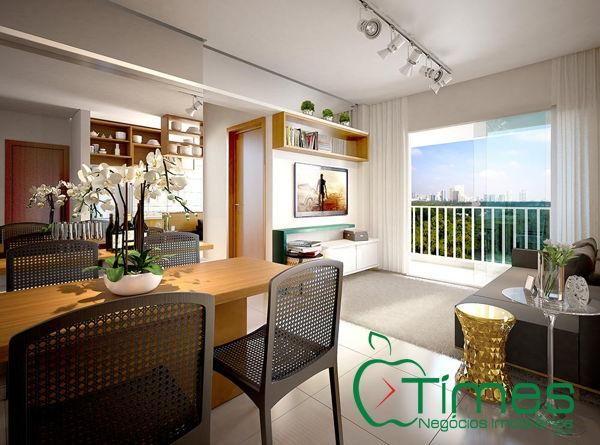 Apartamento  com 3 quartos - Bairro Setor Pedro Ludovico em Goiânia - Foto 3