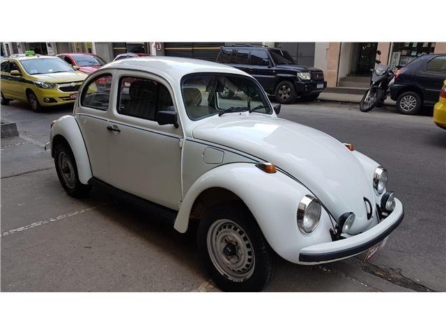 Volkswagen Fusca 1.6 8v gasolina 2p manual - Foto 2