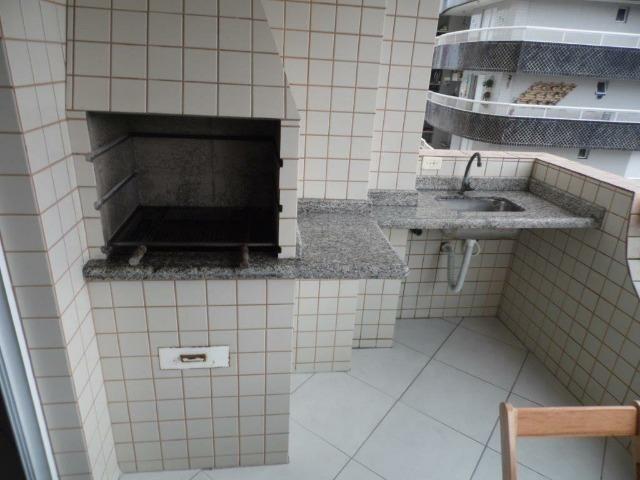 Apartamento 02 dormitórios mobiliado na vila Tupy - Foto 2