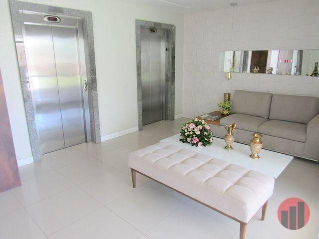 Apartamento todo mobiliado com 2 dormitórios para alugar, 57 m² por R$ 2.000/mês - Cidade  - Foto 11