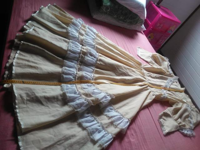 Vestido de prenda - Foto 5