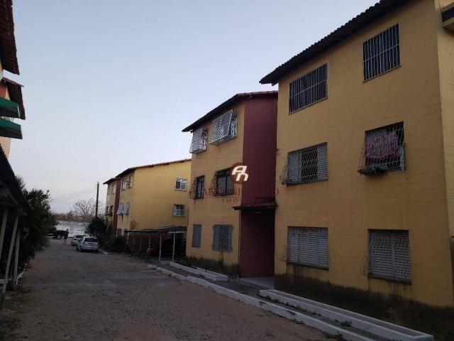 Apartamento com 2 dormitórios à venda, 52 m² por R$ 85.000 - Passaré - Fortaleza/CE ACEITA - Foto 9