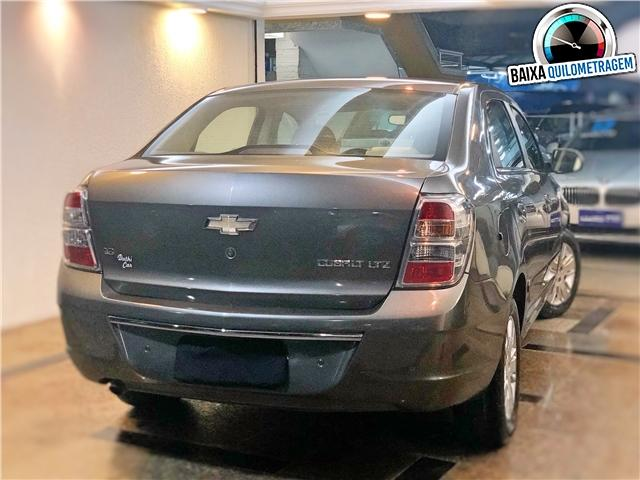 Chevrolet Cobalt 1.8 mpfi ltz 8v flex 4p manual - Foto 5