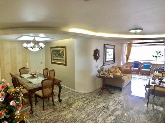 Apartamento no Santa Chiara na Aldeota com 158² / 03 suítes / 03 vagas - AP0634 - Foto 17