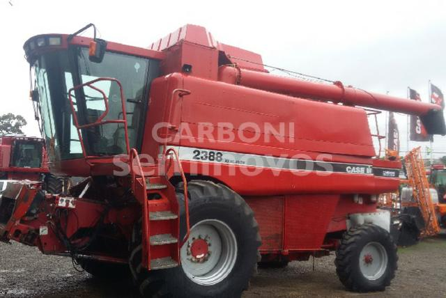 Case Axial Flow 2388, ano 2000/2000 - Foto 3