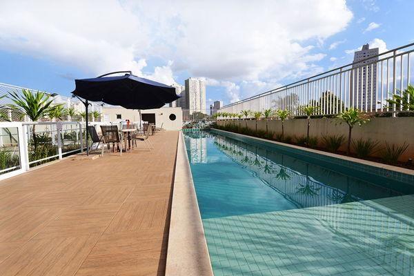 Apartamento  com 3 quartos no Conquist Residencial - Bairro Parque Amazônia em Goiânia - Foto 10