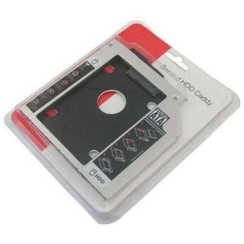 Adaptador Dvd P/ HD Ou SSD Sata Para Notebook - Foto 4