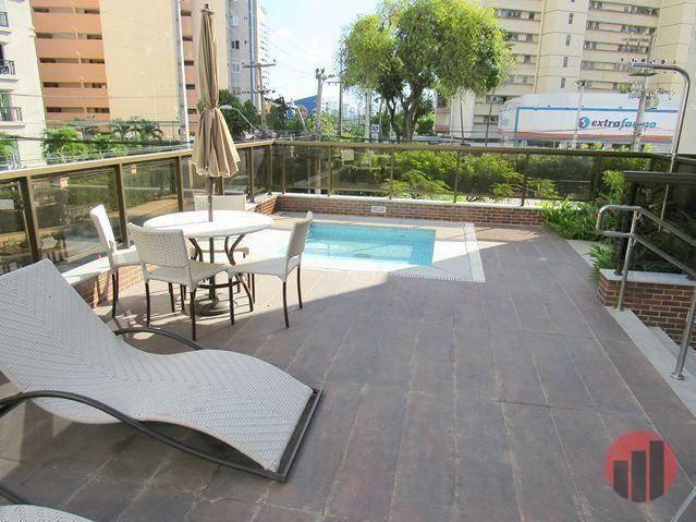 Apartamento com 3 dormitórios para alugar, 92 m² por R$ 2.100/mês - Papicu - Fortaleza/CE - Foto 5