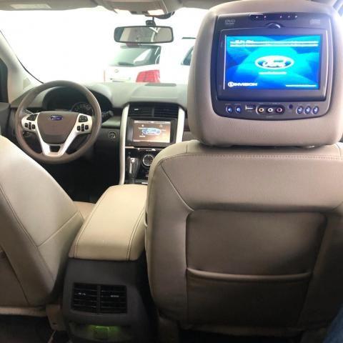 FORD EDGE 2014/2014 3.5 LIMITED VISTAROOF AWD V6 24V GASOLINA 4P AUTOMÁTICO - Foto 8