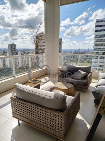 Apartamento  com 4 quartos no Park House Flamboyant - Bairro Jardim Goiás em Goiânia - Foto 5