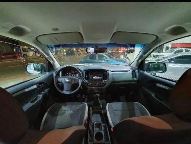 Chevrolet s10, ltz 4x4 flex, automático - Foto 2