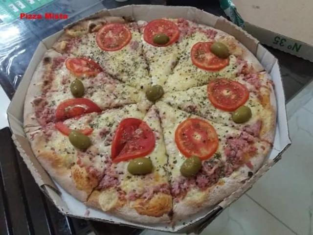 Restaurante e pizzaria Farinha da panela