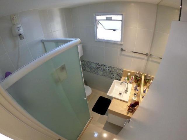 Lindo Apartamento 3 Quartos com Suíte Montado no Condomínio Villaggio Manguinhos - Foto 13