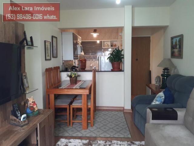 Apartamento para Venda em Pelotas, Areal, 2 dormitórios, 1 banheiro, 1 vaga - Foto 3