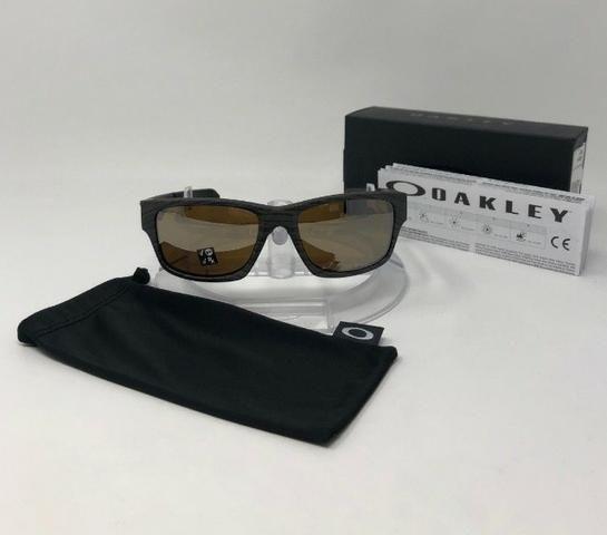 d910ece9ff128 Óculos de Sol Polarized Oakley Júpiter Squared Marrom - Bijouterias ...