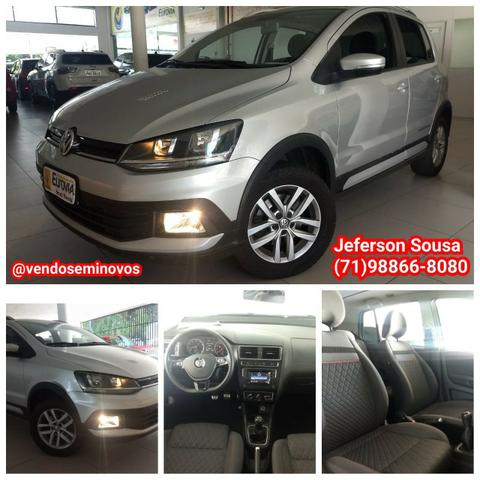 Volkswagen Crossfox 1.6 MI Manual 2016 Jeferson (71) 98866-8080