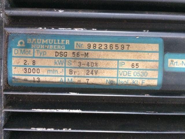 Servos Motores e Módulos de Acionamento Baumuller Nurnberg - #1981 - Foto 5