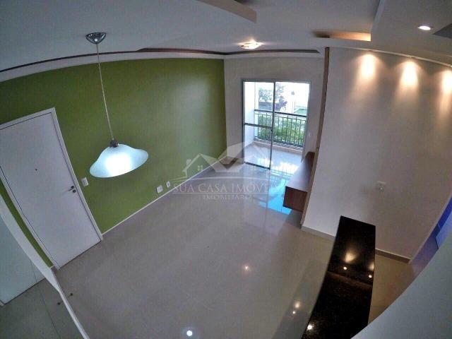 WC - Apartamento no porcelanato mais quintal privativo - ES - Foto 3