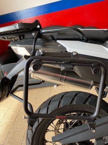 Vendo suporte lateral da F800 gs  - Foto 2