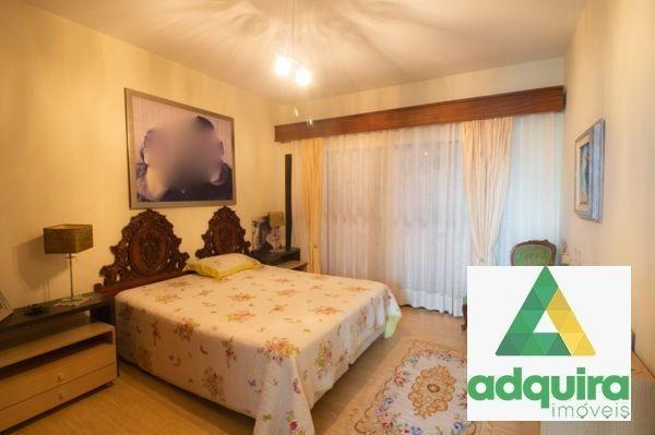 Casa com 4 quartos - Bairro Jardim Carvalho em Ponta Grossa - Foto 17