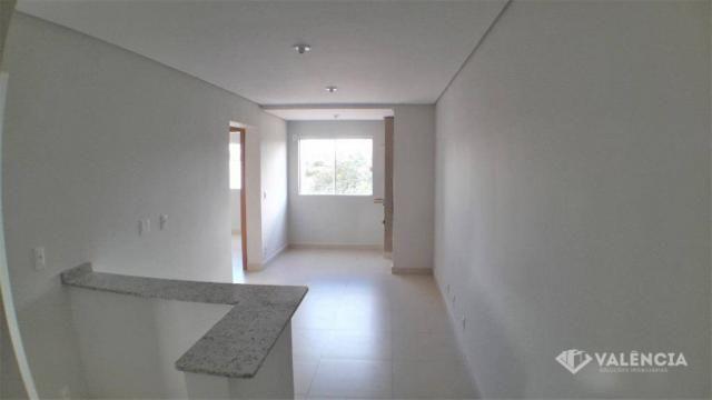 Apartamento com 2 Quartos, Churrasqueira, Para Alugar no Pioneiros Catarinense. - Foto 4