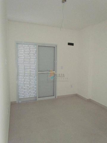Apartamento com 3 dormitórios para alugar, 131 m² por R$ 3.500,00/mês - Vila Guilhermina - - Foto 2