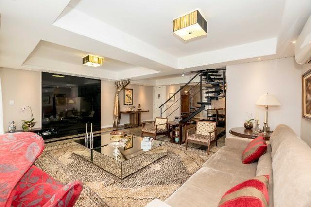 AT0001-Apartamento Triplex com 4 quartos, 2 vagas - Rebouças/Curitiba