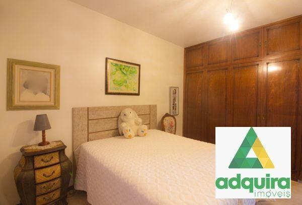 Casa com 4 quartos - Bairro Jardim Carvalho em Ponta Grossa - Foto 14