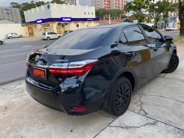 Corolla 1.8 Gli 2018 com GNV excelente pra Uber. Revisado com garantia de Fabrica - Foto 7