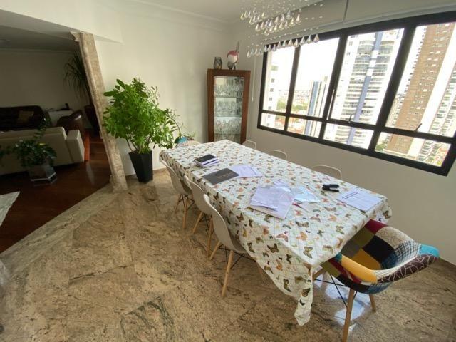 Permuta, 3 suites 3 vagas, 1 por andar, 240m2 - Jd. Analia Franco - Foto 4