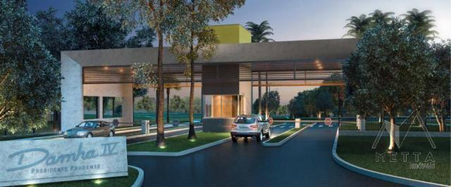 Terreno à venda, 486 m² por R$ 390.000,00 - Parque Residencial Damha IV - Presidente Prude - Foto 5