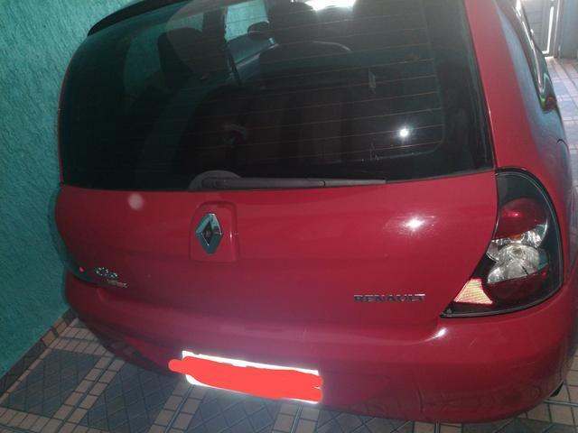 Renault Clio Authentic 2006 hi-flex